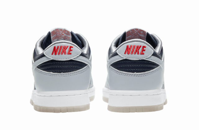 "Nike Dunk Low ""College Navy"""