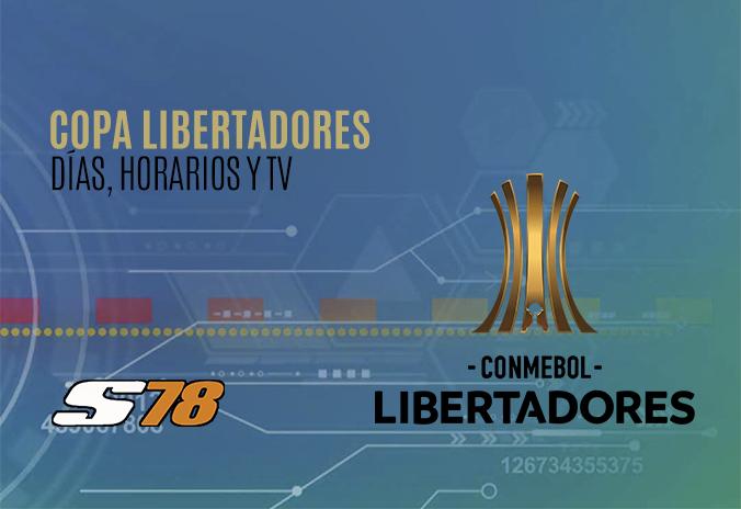 portada web libertadores