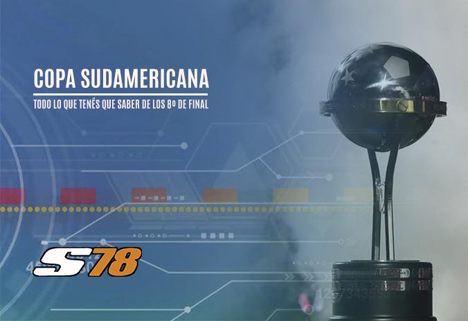 sudamericana 8vos