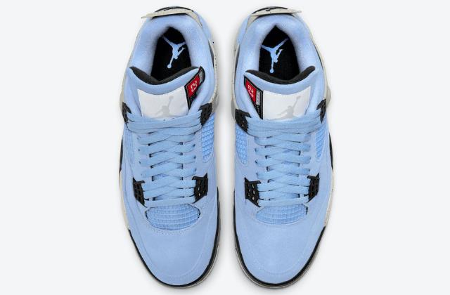 Jordan 4 Retro University Blue (5)