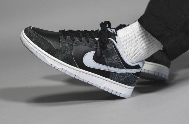 Nike Dunk Low Premium  Zebra (1)