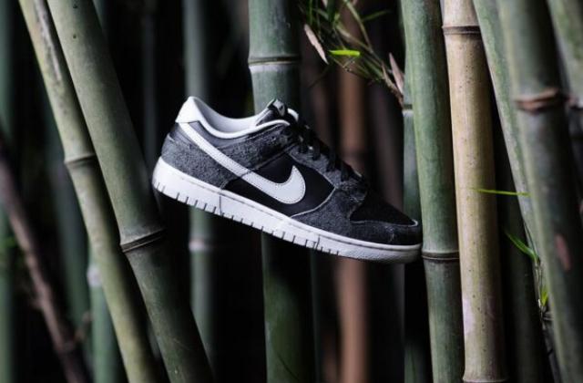 Nike Dunk Low Premium  Zebra (2)