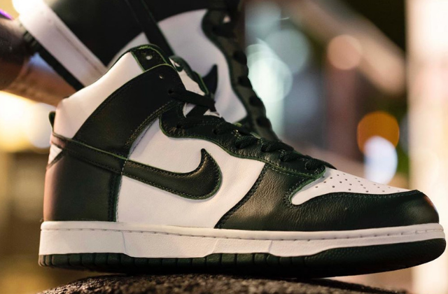 "DUNK HIGH SP ""SPARTAN GREEN"""