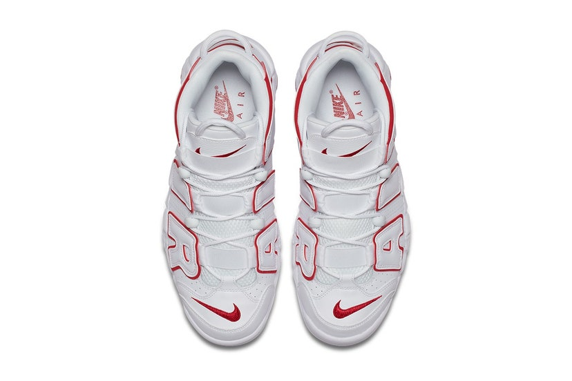 "Nike Air More Uptempo ""Renowned Rhythm"" Bulls"
