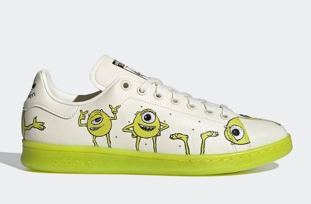 Mike Wazowski Adidas