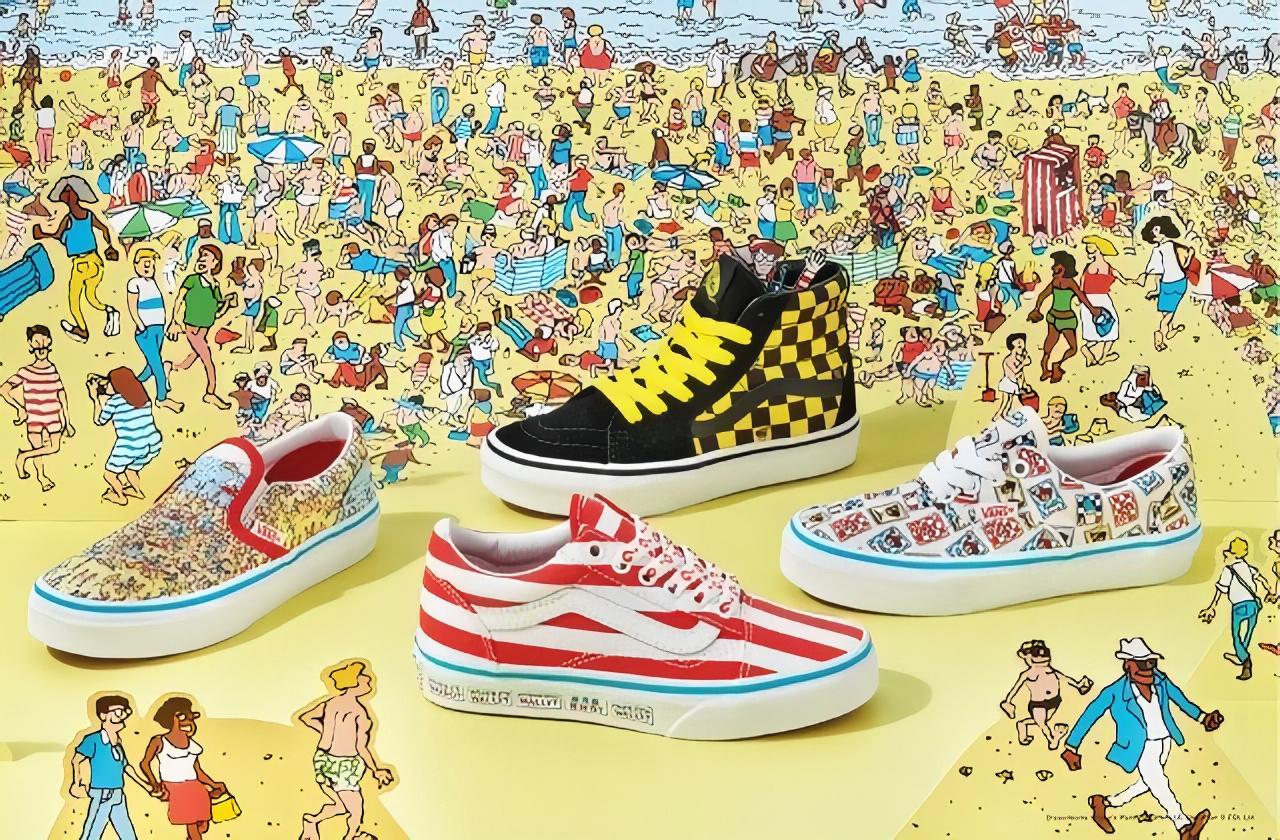BUSCANDO A WALLY X VANS