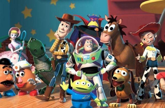 Toy Story Disney Pixar