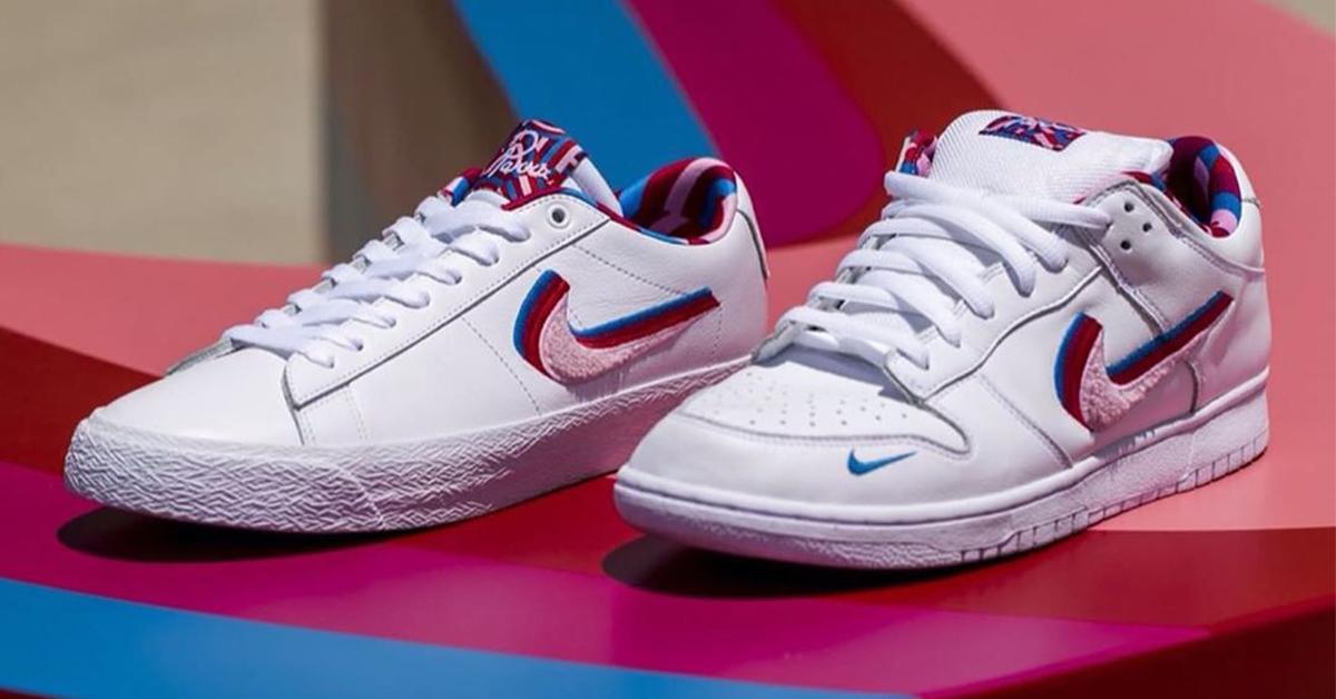 Nike x Parra