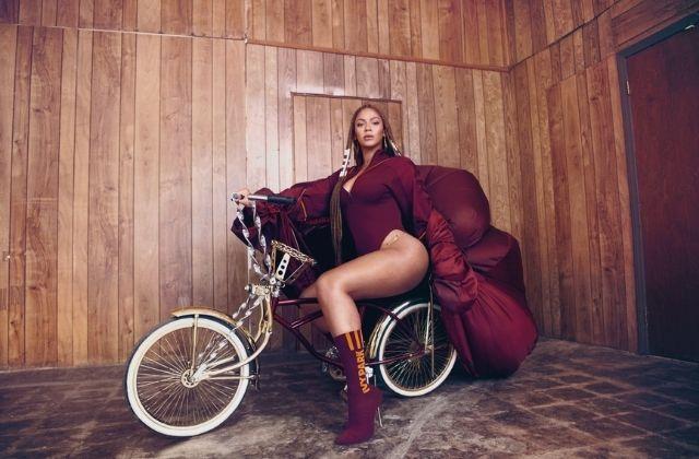 Beyoncé x Adidas ivy park